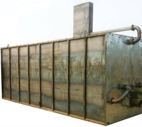 Печь для углевыжигания