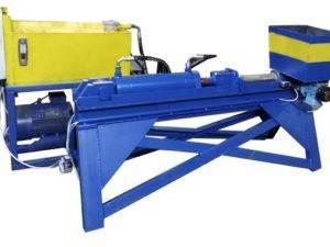 Пресс ПБ-200 для топливных брикетов