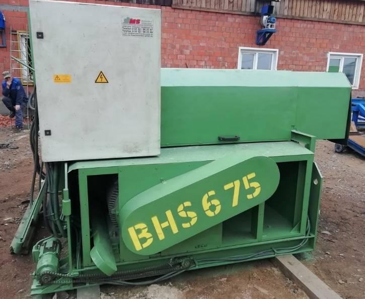 Брусовальный станок MS Maschinenbau UBS-6-90 бу