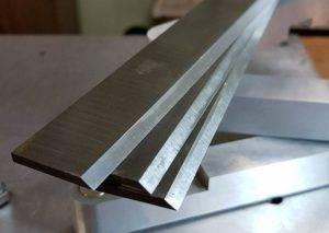Заточка промышленных ножей длиной до 900 мм